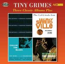 "Lloyd ""Tiny"" Grimes (1916-1989): Three Classic Albums Plus, 2 CDs"