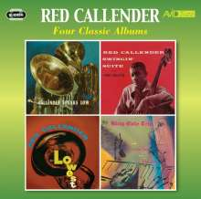 Red Callender (1916-1992): Four Classic Albums, 2 CDs