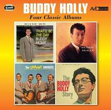 Buddy Holly: Four Classic Albums, 2 CDs