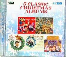 Five Classic Christmas Albums, 2 CDs