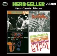 Herb Geller (1928-2013): Four Classic Albums, 2 CDs