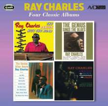 Ray Charles: Four Classic Albums, 2 CDs