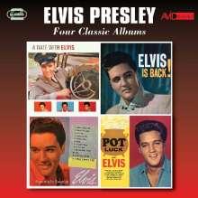 Elvis Presley (1935-1977): Four Classic Albums, 2 CDs