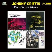 Johnny Griffin (1928-2008): Four Classic Albums, 2 CDs