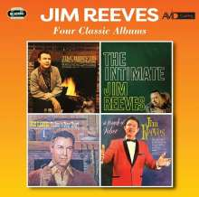 Jim Reeves: Four Classic Albums, 2 CDs
