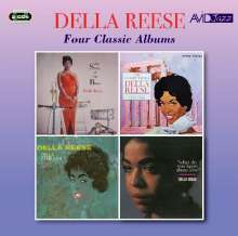Della Reese (geb. 1931): Four Classic Albums, 2 CDs