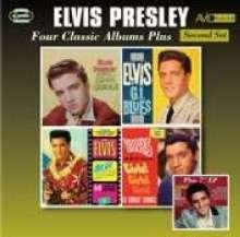 Elvis Presley (1935-1977): Four Classic Albums Plus (Second Set), 2 CDs