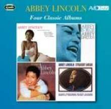 Abbey Lincoln (1930-2010): Four Classic Albums, 2 CDs