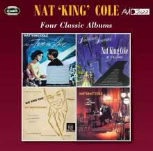 Nat King Cole (1919-1965): Four Classic Albums, 2 CDs