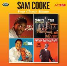 Sam Cooke: Four Classic Albums, 2 CDs