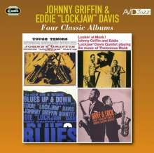 Eddie 'Lockjaw' Davis & Johnny Griffin: Four Classic Albums, 2 CDs