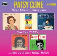 Patsy Cline: Three Classic Albums, 2 CDs