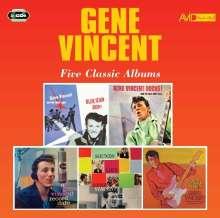 Gene Vincent: Five Classic Albums, 2 CDs