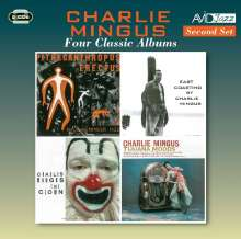 Charles Mingus (1922-1979): Four Classic Albums, 2 CDs