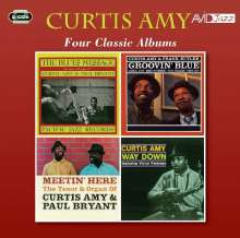 Curtis Amy (1927-2002): Four Classic Albums, 2 CDs