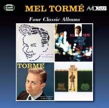 Mel Tormé (1925-1999): Four Classic Albums, 2 CDs