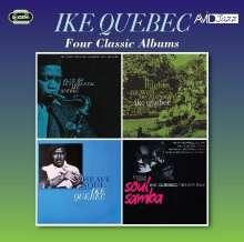 Ike Quebec (1918-1963): Four Classic Albums, 2 CDs