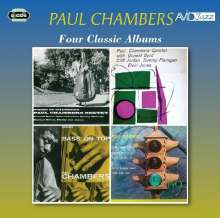 Paul Chambers (1935-1969): Four Classic Albums, 2 CDs