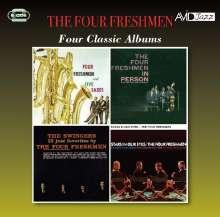 The Four Freshmen: Four Classic Albums, 2 CDs