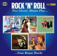 Rock'n'Roll: Five Classic Albums, 2 CDs