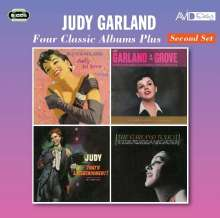 Judy Garland: Four Classic Albums Plus: Second Set, 2 CDs