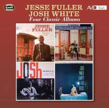 Four Classic Albums, 2 CDs