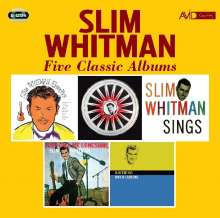 Slim Whitman: Five Classic Albums, 2 CDs