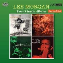 Lee Morgan (1938-1972): Four Classic Albums (Second Set), 2 CDs