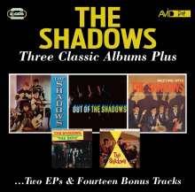 The Shadows: Three Classic Albums Plus, 2 CDs
