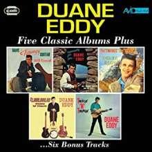 Duane Eddy: Five Classic Albums Plus, 2 CDs