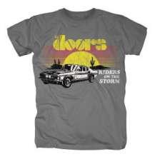 The Doors: Riders (Größe L), T-Shirt