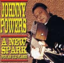 Johnny Powers: A New Spark, CD