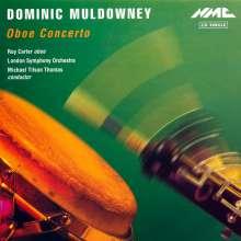 Dominic Muldowney (geb. 1952): Oboenkonzert, CD