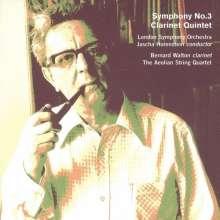 Robert Simpson (1921-1997): Symphonie Nr.3, CD