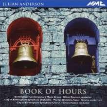 Julian Anderson (geb. 1967): Symphony, CD