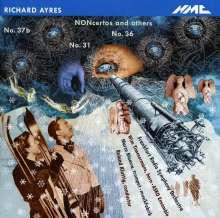 Richard Ayres (geb. 1965): Werke, CD
