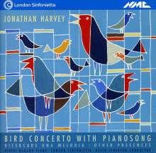 Jonathan Harvey (1939-2012): Bird Concerto With Pianosong, CD