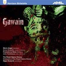 Harrison Birtwistle (geb. 1934): Gawain (Complete Opera), 2 CDs