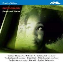 Errollyn Wallen (geb. 1958): Cellokonzert, CD