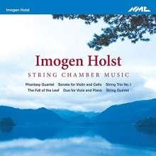 Imogen Holst (1907-1984): Kammermusik für Streicher, CD