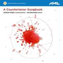 Andrew Watts - A Countertenor Songbook, CD
