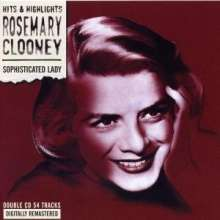 Rosemary Clooney (1928-2002): Sophisticated Lady, 2 CDs