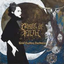Cradle Of Filth: Total Fucking Darkness, CD