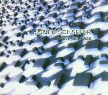 Janek Schaefer: Above Buildings, CD