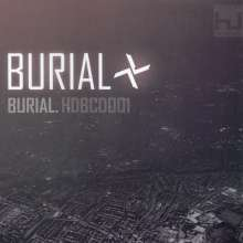 Burial    (William Bevan): Burial - HDBCD001, CD