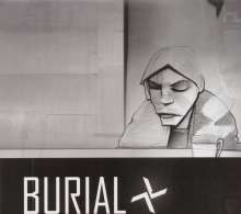 Burial: Untrue, 2 LPs