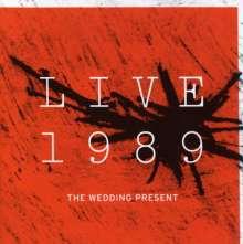 The Wedding Present: Live 1989, 2 CDs