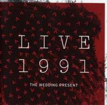 The Wedding Present: Live 1991, 2 CDs