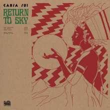 Causa Sui: Return To Sky, CD