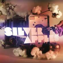 Silver Apples: Clinging To A Dream (Limited Edition) (Colored Vinyl), 2 LPs